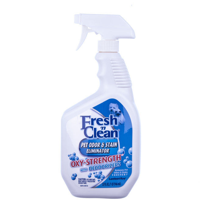 Fresh 'n Clean Oxy-Strength Pet Odor & Stain Eliminator