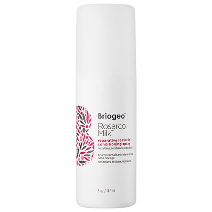 Briogeo Rosarco Milk™ Reparative Leave-In Conditioning Spray 5 oz.