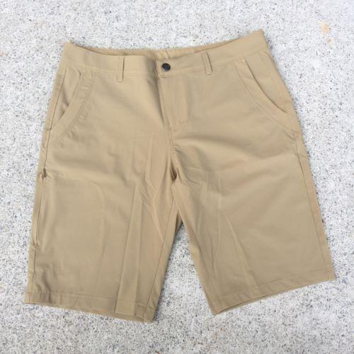 REI Women's Khaki Athletic Outdoor Hiking Bermuda Shorts Size 10 C15