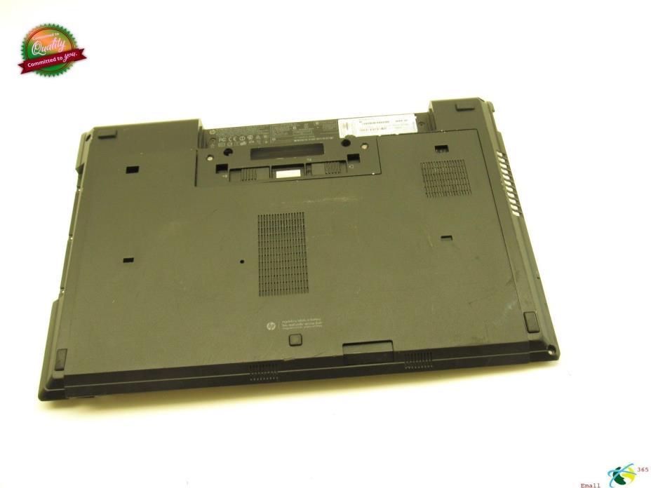HP EliteBook 8560p Genuine Laptop Bottom Case + Cover ~641182-001~ Grade B-