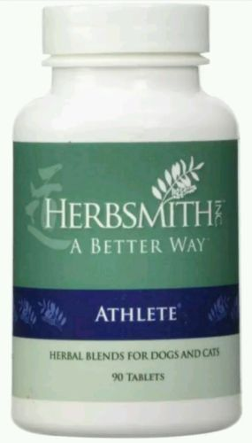 Herbsmith, Athlete for Dogs & Cats, 90 tabs
