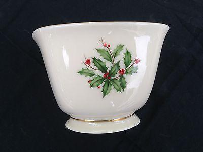 Lenox Holiday Treat Bowl