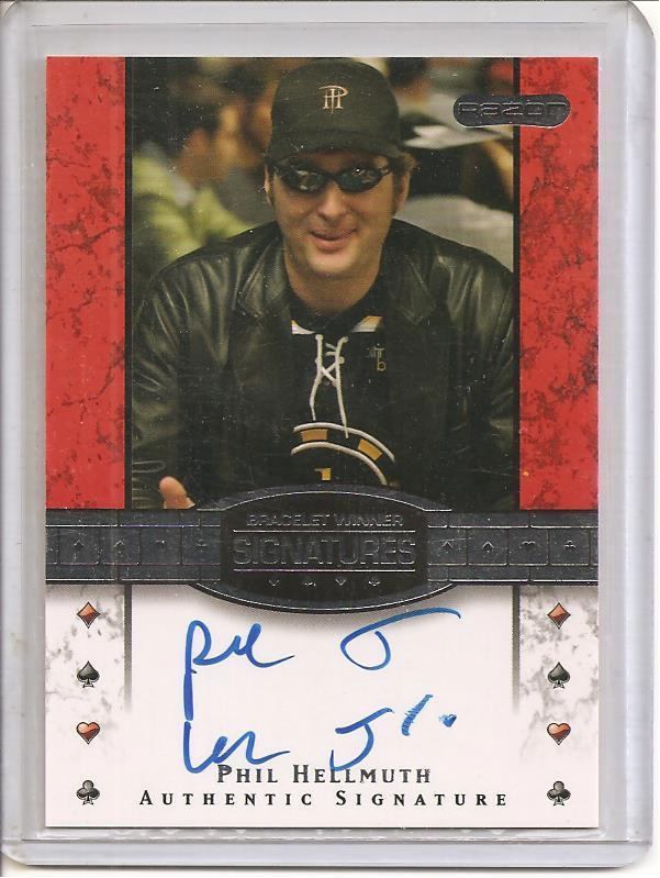 2010 Razor Poker Phil Hellmuth Jr.