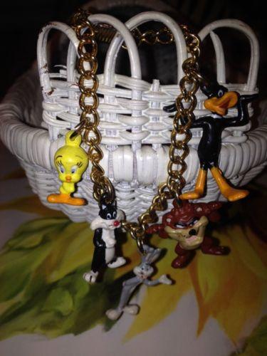 Looney Toones Charm Bracelet