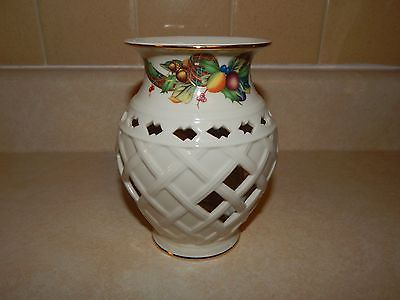 Lenox Holiday Tartan Christmas Wax Tart Candle Burner Dimension Collection
