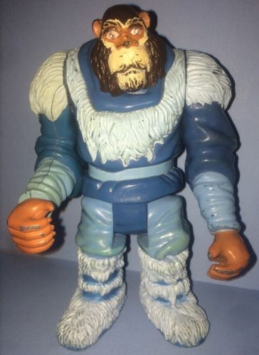 Thundercats Snowman of Hook Mountain Action Figure- LJN 1985