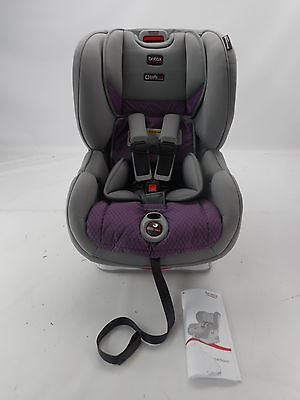 Britax USA E1A386B - Marathon ClickTight Convertible Car Seat - Twilight