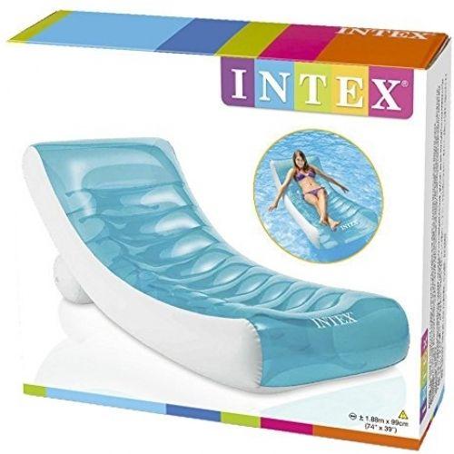 Intex Rockin' Inflatable Lounge, 74' X 39'