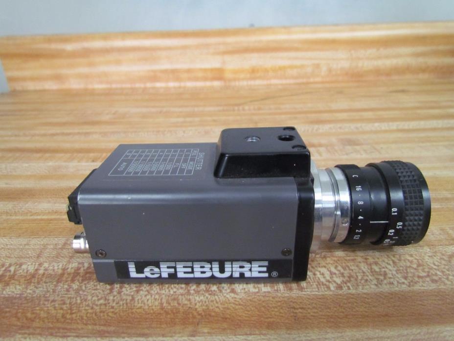 Lefebure camera