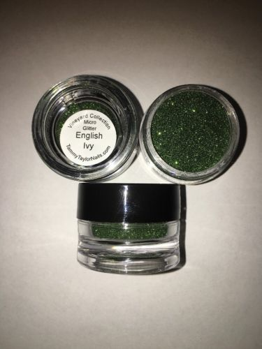 Tammy Taylor Dazzle Dust Micro Glitter English Ivy 3.5g