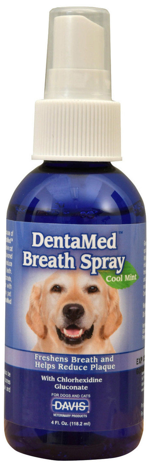 Davis DentaMed Spray, 4 oz