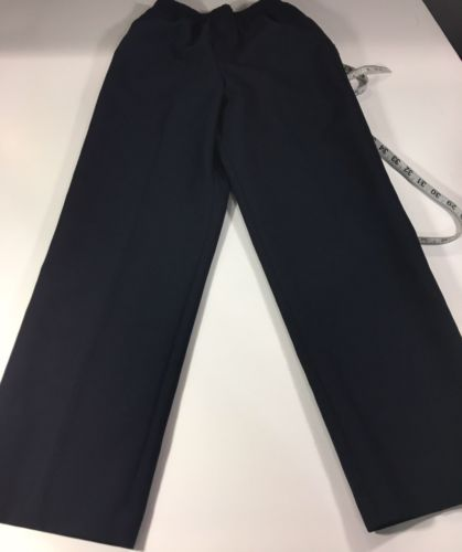 GEORGE Boys Navy Blue Size 8 Dress Pants fancy pant kids children dress up