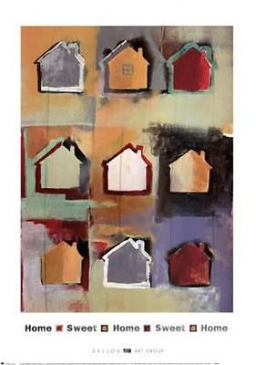 Niro Vasali Home Sweet Home Sweet Home II Gloss Varnished