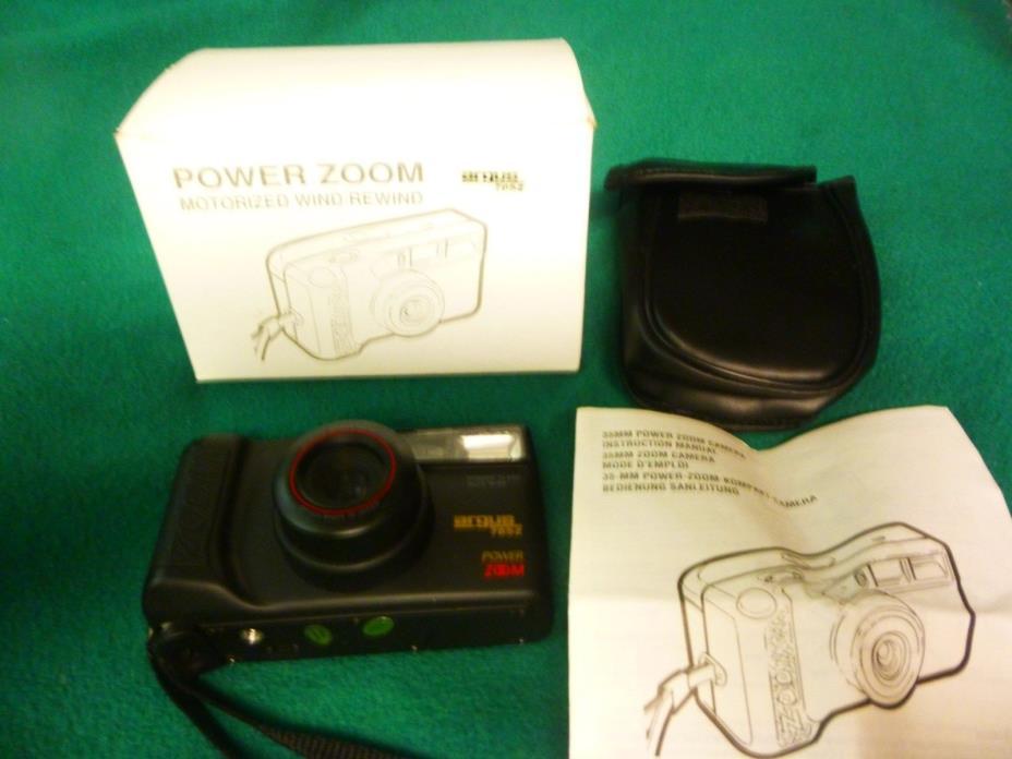 Camera - Argus 785Z Power Zoom Motorized Wind/Rewind - 2 AA (Not Included)