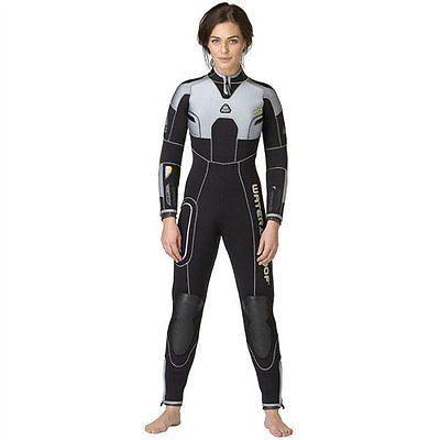 Waterproof W4 Women's 7mm Wetsuit - Medium/Large