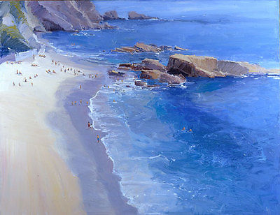 Ken Auster Wood's Cove Canvas