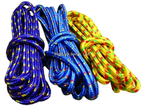 Attwood Braided Polypropylene General Purpose Rope Color may vary (Assorted colo