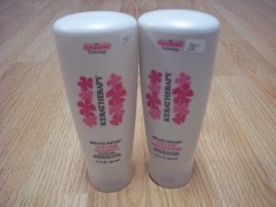 Keratherapy Keratin Infused Volume Conditioner and Shampoo 10.1 fl oz each