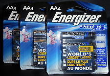 32 Energizer AA Ultimate Lithium value pack!