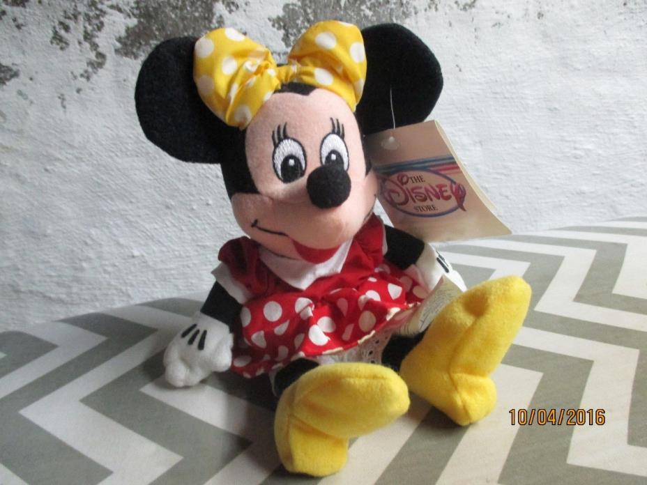 Bean Bag Minnie Mouse
