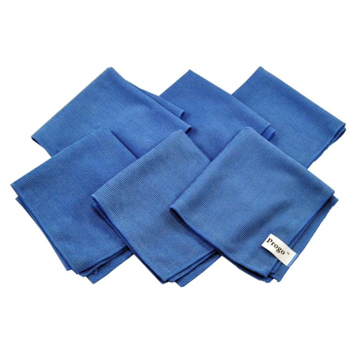 Progo Ultra Absorbent Microfiber Cleaning Cloths for LCD/LED TV, Laptop Computer