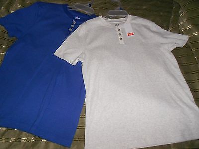 Joe Fresh, Size XL/14 Boy's Shirts, Lot of 2, NWT, 100% Cotton