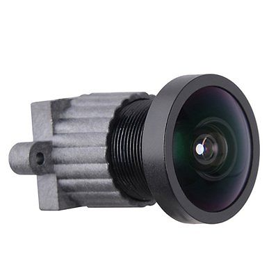 Vicdozia 2.5mm Replacement 170 Degree Wide Angle Camera DV Lens