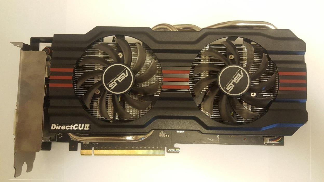 NVIDIA GeForce GTX 660 GTX660-DC2O-2GD5