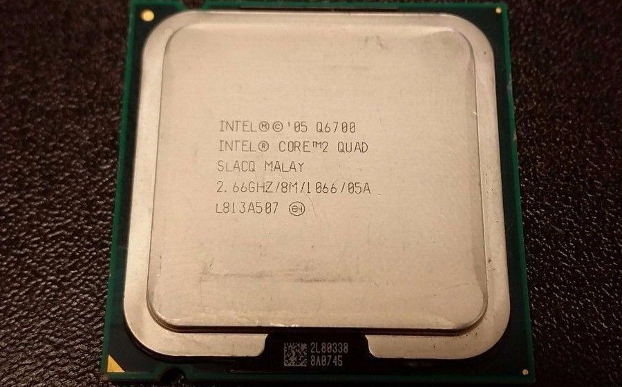 Intel Core 2 Quad Q6700 2.66GHz/8M/1066/05A SLACQ Processor (C1S1#9)