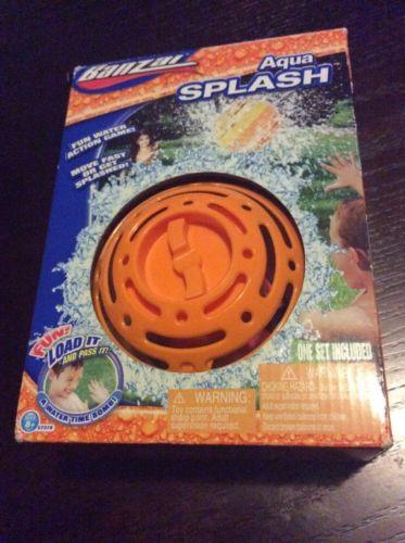Banzai Aqua Splash