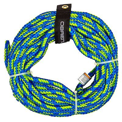 New O'Brien 2-Person Floating Blue / Green Tube Tow Rope - Part 2174564