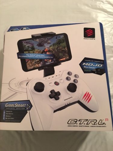 Mad Catz C.T.R.L.R Mobile Gamepad and Game Controller for Android 3.0, Smart Dev