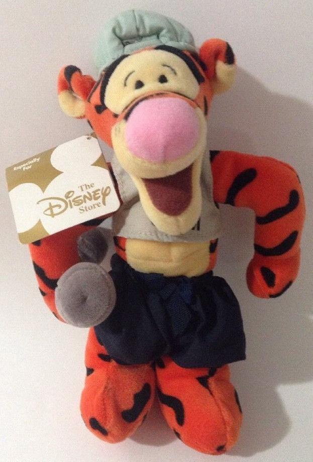 NWT The Disney Store Jock Tigger 9