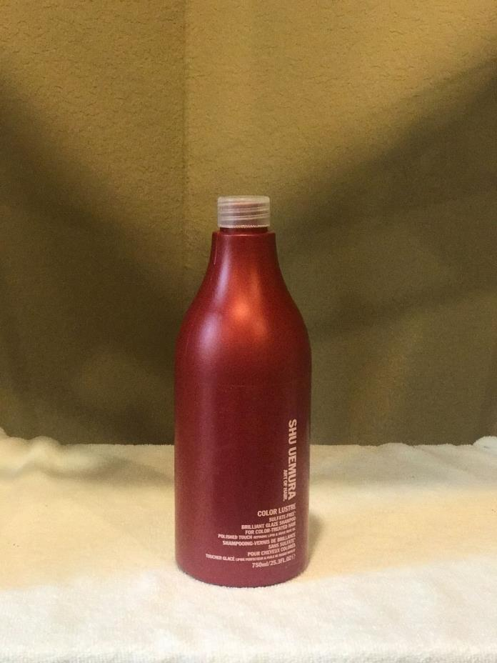 Shu Uemura Art of Hair Color Lustre Brilliant Glaze 750ml/25.3fl.oz Shampoo