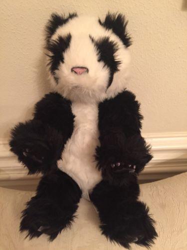 WowWee Panda Bear Cub Baby Realistic16