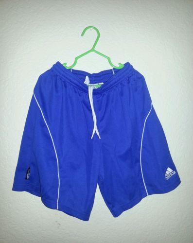 ADIDAS ClimaLite Clima365 Blue Athletic Shorts youth size medium