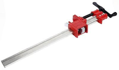 BESSEY-IBEAM24 Heavy Duty Industrial Bar Clamp, 24 In. Capacity, 7000 lbs Lo