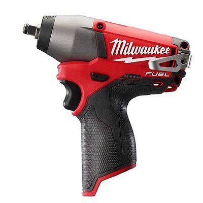 Milwaukee 2454-20 M12 Fuel 3/8 Impact Wrench tool Only New
