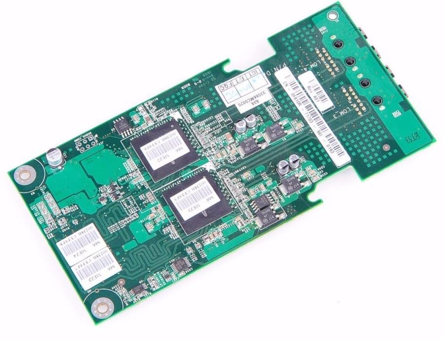 Dell 0F810R 10GB Dual Port Ethernet Mezzanine Network Card F810R