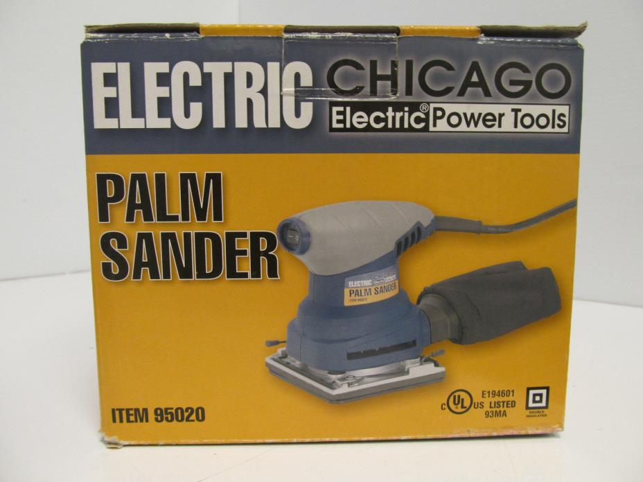 Chicago Electric Palm Sander
