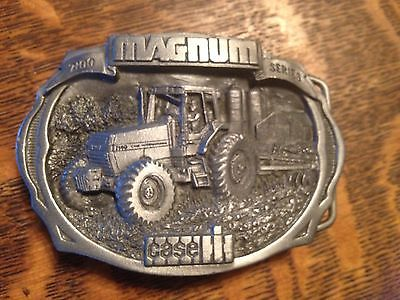 VTG 1987 Case Magnum Tractor LE 7100 Series BELT BUCKLE