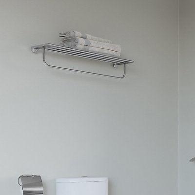 Ancona Imperia Wall Mounted Towel Rack