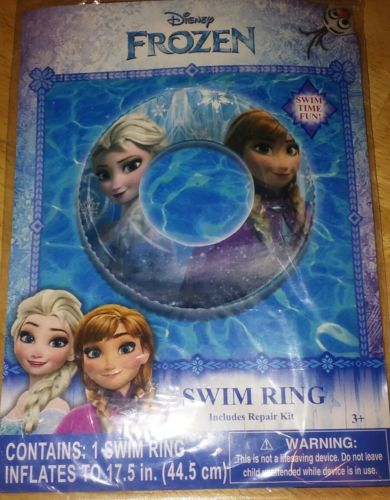 disney frozen swim ring