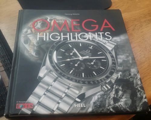 Omega Highlights Watch Book