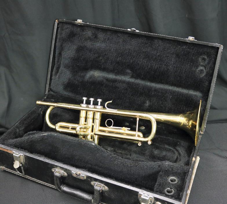 Conn Trumpet {Recent Service}