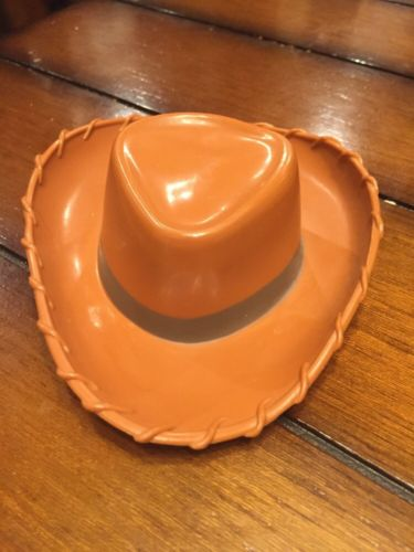 Toy Story Woody Doll Replacement Plastic Hat Cowboy Pull string