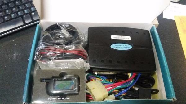 Compustar AS2000 Remote Start and Security System