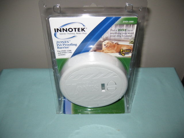INNOTEK ZONES PET PROOFING BARRIER ZND-1000 TRAINING DOGS FOR ZND-1200 & ZND-130