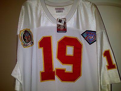 Joe Montana Jersey Size 52/XL