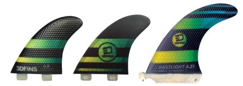 FASTLIGHT SURFSUP 2+1 MEDIUM (FCS compat.)